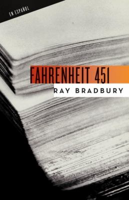 Fahrenheit 451 [Spanish] B0073TBEBK Book Cover