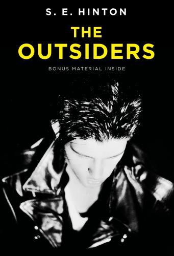 Paperback The Outsiders Book