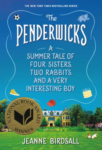 Paperback The Penderwicks : A Summer Tale of Four Sisters, Two Rabbits, and a Very Interesting Boy Book
