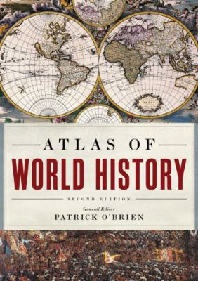 Atlas of world history book by patrick obrien gumiabroncs Images