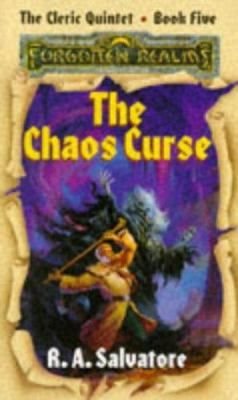 The Chaos Curse book by R A  Salvatore