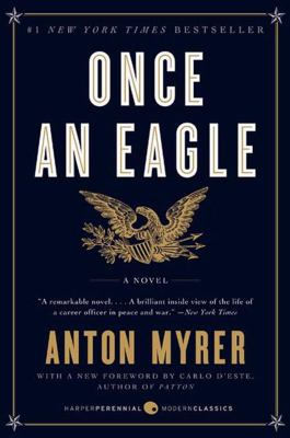 Paperback Once an Eagle Book