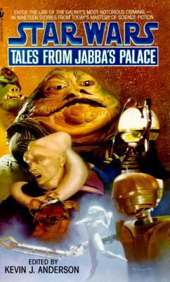 Tales from Jabba's Palace - Book  of the Star Wars Legends
