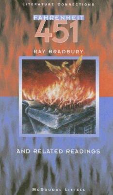 McDougal Littell Literature Connections: Fahren... 0395878063 Book Cover