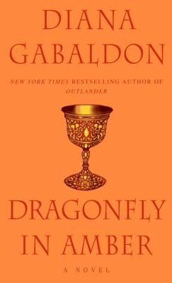 Mass Market Paperback Dragonfly in Amber Book