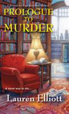 Prologue to Murder - Book #2 of the Beyond the Page Bookstore Mystery