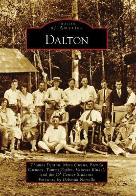 Dalton - Book  of the Images of America: Georgia