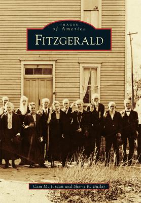 Fitzgerald - Book  of the Images of America: Georgia