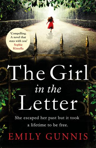 Paperback The Girl in the Letter: the Most Gripping, Heartwrenching Page-Turner of the Year Book
