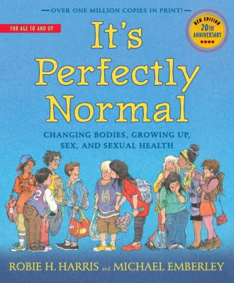 Paperback It's Perfectly Normal : Changing Bodies, Growing up, Sex, and Sexual Health Book