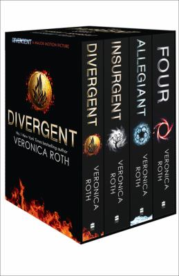 Divergent Series Box Set - Book  of the Divergent