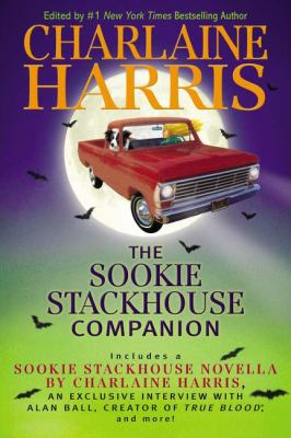Paperback The Sookie Stackhouse Companion Book