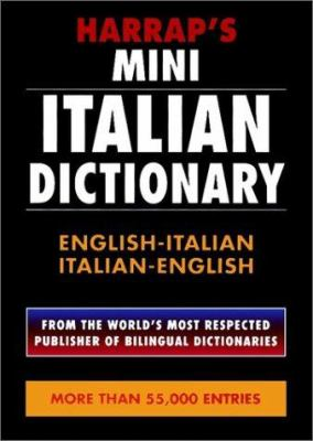 Harrap's Mini Italian Dictionary book by Harrap's Publishing
