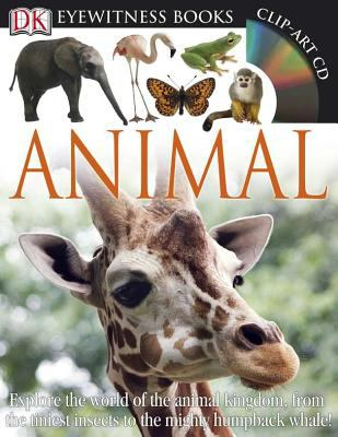 Animal - Book  of the DK Eyewitness Books