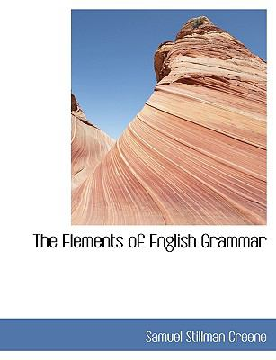 Paperback The Elements of English Grammar Book