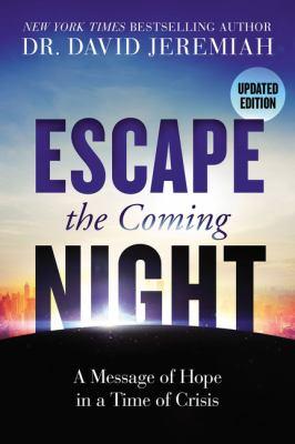 Paperback ESCAPE THE COMING NIGHT Book