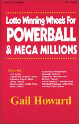 Lotto Winning Wheels for Powerball &    book by Gail Howard