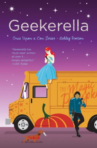 Geekerella: A Fangirl Fairy Tale 1683690435 Book Cover