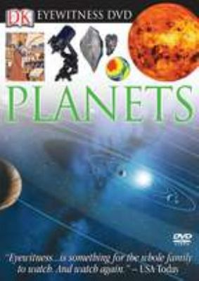 Planets (Dk Eyewitness Books) - Book  of the DK Eyewitness Books