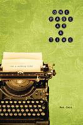 One Page at a Time : On a Writing Life - Pat Carr