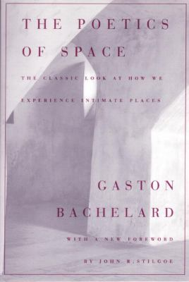 Paperback The Poetics of Space Book