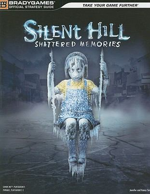 Silent Hill Shattered Memories Official Book By Jennifer Sims