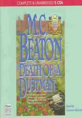 Death of a Dustman (Hamish Macbeth Mysteries, N... 0792727819 Book Cover