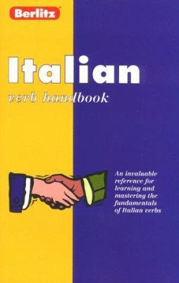 Berlitz Italian Verb Handbook (Berlitz Language Handbooks) (Italian Edition) - Berlitz Publishing