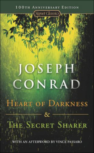 Heart of Darkness and the Secret Sharer 0756990580 Book Cover