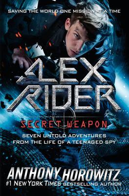 Alex Rider: Secret Weapon - Book  of the Alex Rider