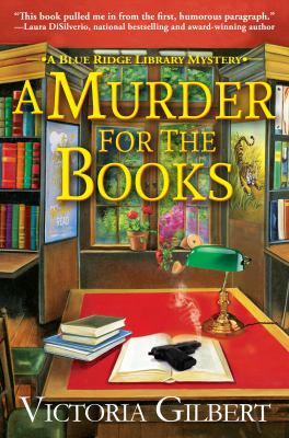 Blue Ridge Library Mysteries Book Series