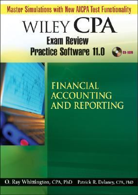 Wiley CPA Examination Review Practice    book by O  Ray Whittington