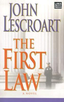 The First Law Book By John Lescroart