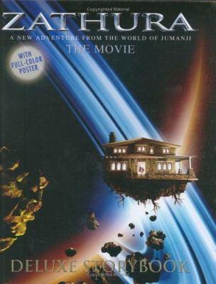 046442605786 UPC - Zathura Deluxe Storybook, A New Adventure
