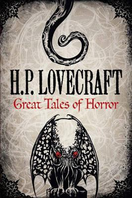 H. P. Lovecraft: Great Tales of Horror (Fall Ri... 1435140370 Book Cover