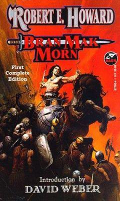 Bran Mak Morn 0671877054 Book Cover