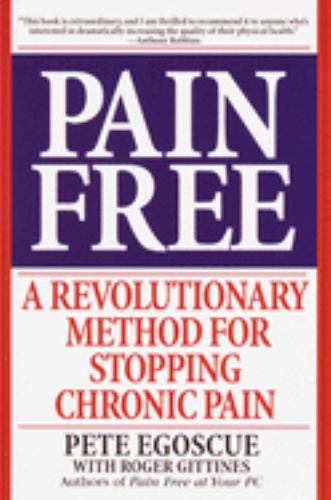Paperback Pain Free : A Revolutionary Method for Stopping Chronic Pain Book