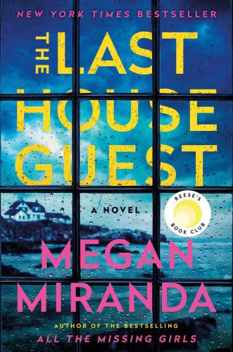 Hardcover The Last House Guest Book