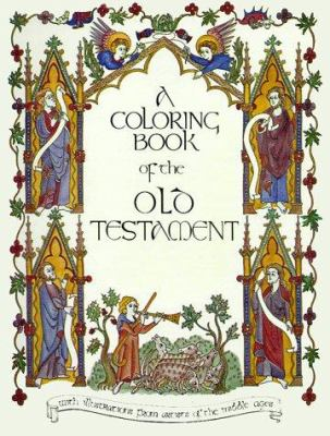 Old Testament-Coloring Book by Bellerophon Books