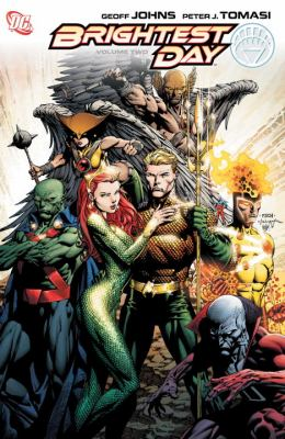 Brightest Day - Peter J. Tomasi; Geoff Johns