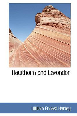 Paperback Hawthorn and Lavender Book