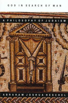 Paperback God in Search of Man : A Philosophy of Judaism Book