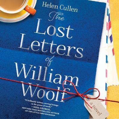 Audio CD The Lost Letters of William Woolf Book