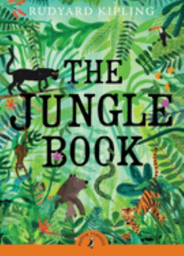 Paperback The Jungle Book