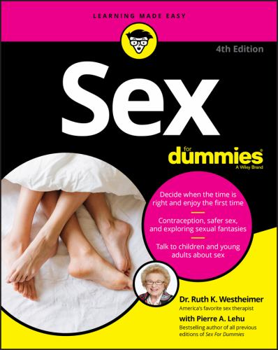 Paperback Sex for Dummies Book