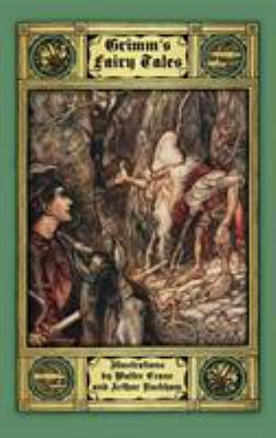Grimm's Fairy Tales 1910880647 Book Cover
