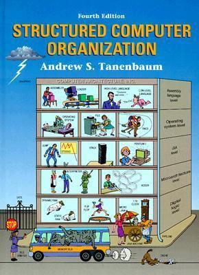 structured computer organization book by andrew s tanenbaum rh thriftbooks com