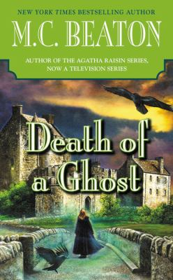 Death of a Ghost [Large Print] 1455541745 Book Cover