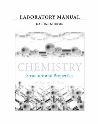 Laboratory Manual For Chemistry Book By Nivaldo J Tro