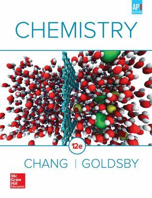 chang chemistry ap edition book by raymond chang rh thriftbooks com Raymond Chang Baseball Raymond Chang Chemistry